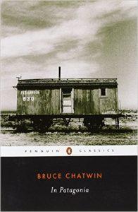 In Patagonia book