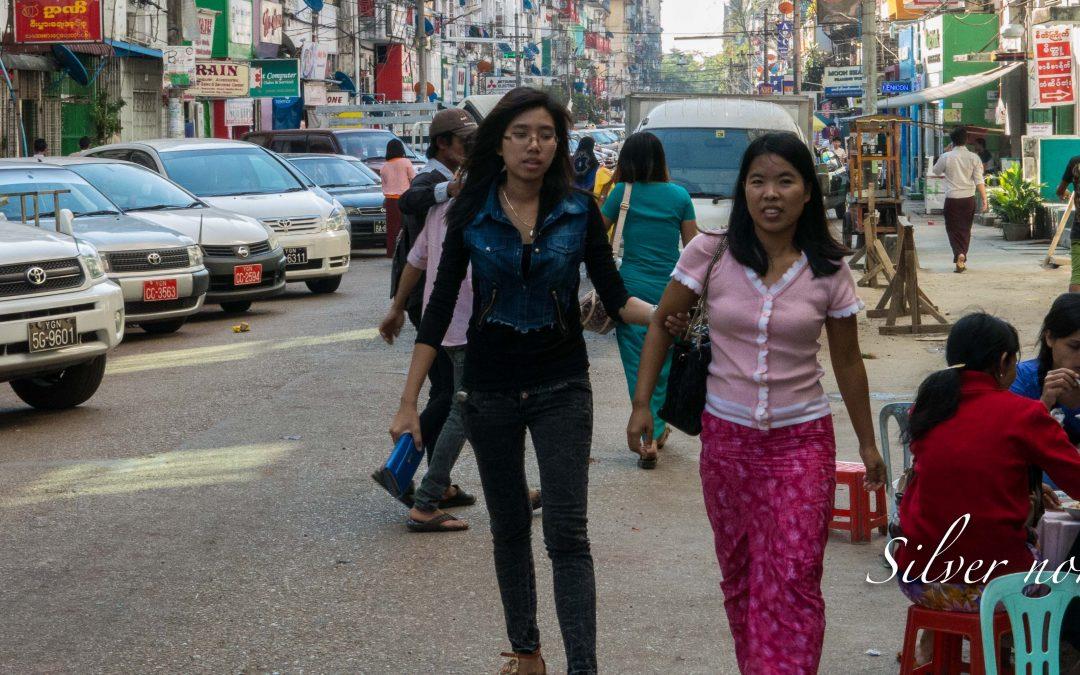 Yangon Street Scenes