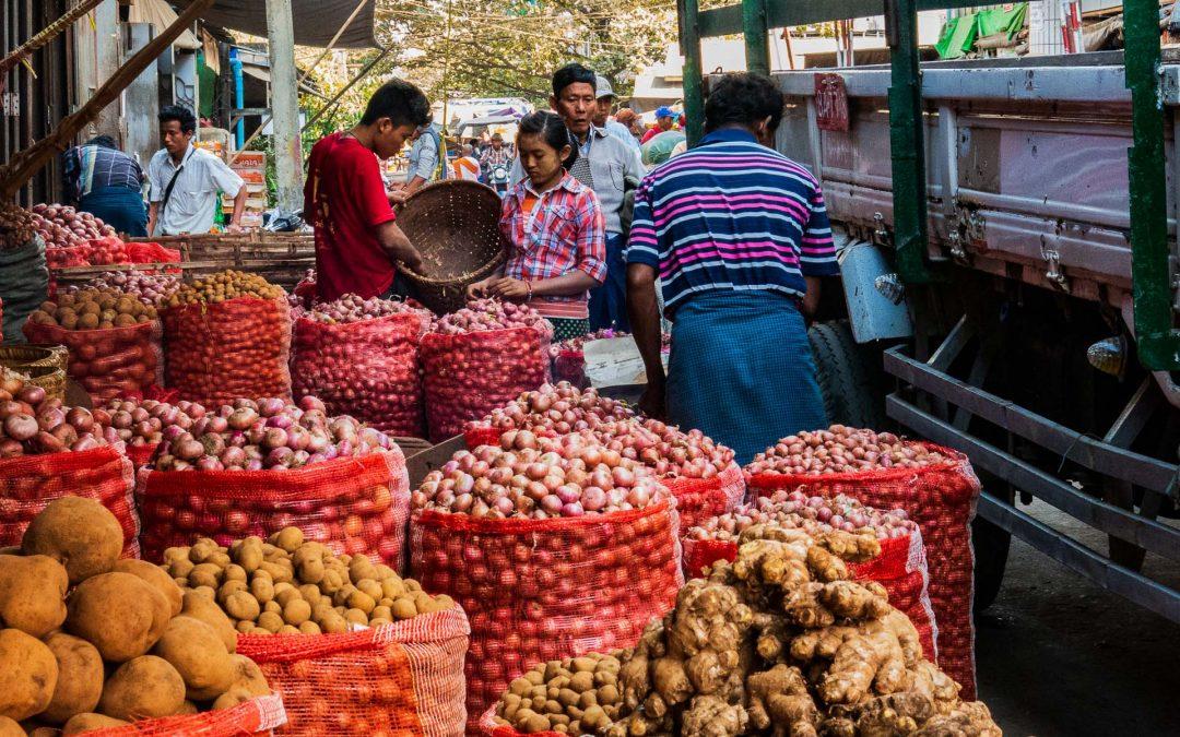 Onion Street Market